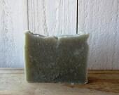 Sea Clay Facial Bar Cold Process Soap