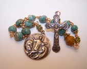 Unbreakable single Decade Rosary of The Holy Family