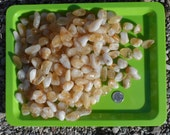 One Pound Medium Size Citrine Stones - Counteracts Negativity