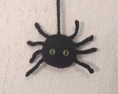 Little Spider - amigurumi - stuffed animal
