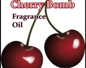 CHERRY BOMB Premium Fragrance Oil - (a/k/a Black Cherry) 1 or 2 oz. size Use in candles, bath & body, potpouri and more