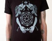 Sea of Misfortune Black T-Shirt