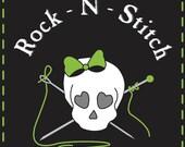 Custom Rockin Mocs for April