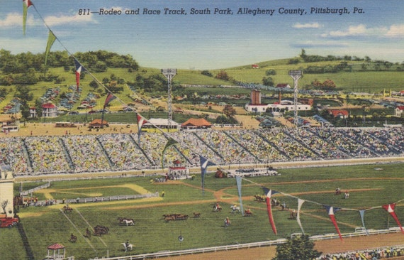 Rodeo And Race Track South Park Allegheny By