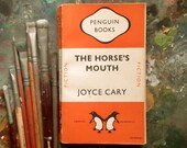 Penguin paperback The Horse's Mouth by Joyce Cary