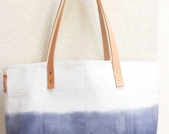 Medium Canvas Ombre Tote Bags Wedding Package for by cocosheaven