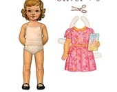 Fairy Tale Dress Pattern by Oliver & S, size 5 - 12