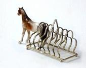Toast rack for the bridge club, wire rack