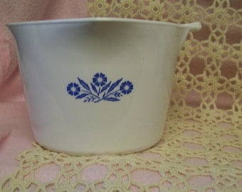 Cornflower Corning Ware Saucemaker 4 Cup Size