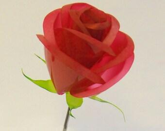 Plastic Bottle Roses