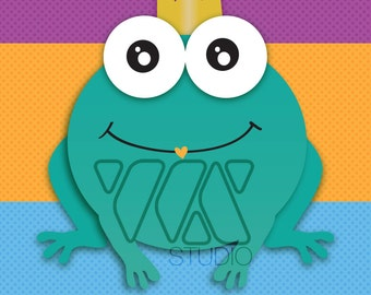 Pin the Kiss on the Frog - Game - Children, kids parties, princess theme party, prince charming, pin tail on donkey - Elementary Teachers