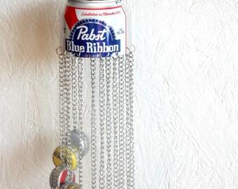 Beer Bottle Cap Windchime #3