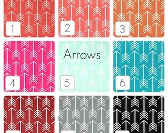 Arrows Curtain Panels. All Sizes 63, 84, 96, 108, 120 Lengths. Southwestern. Curtains. Nursery Decor. Drapery. Window Treatments.