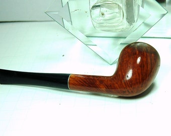Vintage Kaywoodie Super Grain Briar Pipe Tobacco Pipe - Very Good Used Condition