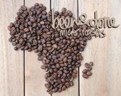 DR Congo Kivu Virunga Station Been & Done Micro Roasters Freshly Roasted Coffee Beans 250g