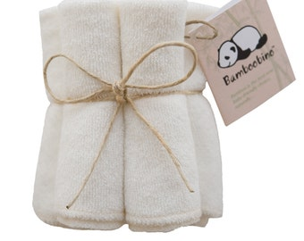 Bamboobino Baby Washcloths / Wipes