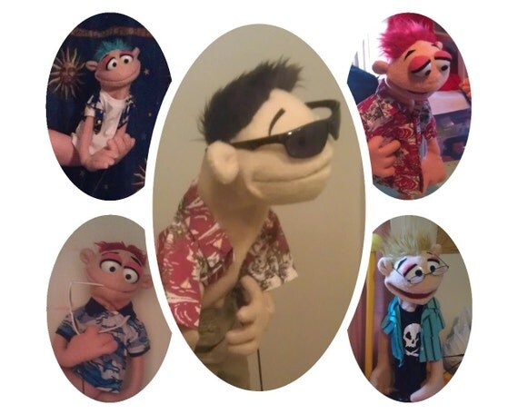 """Custom Made """"Anything"""" Puppet - Professional Use"""