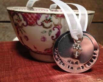 Bridal Bouquet Memorial Charm, Wedding Bouquet Charm, Memorial Charm, Remembrance Charm, Bouquet Charm,