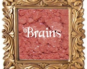 Brains 3g Pigmented Mineral Eye Shadow Jar with Sifter