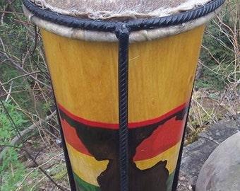 African Ashiko Styled Nyabinghi drum