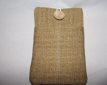 Kindle Cover, fabric, natural, gift,