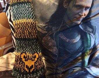 Loki Scarf- Marvel