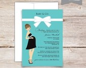 Baby & Co. Shower Invitations