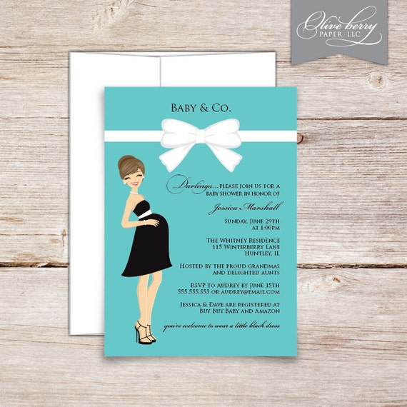 Baby & Co Invitation