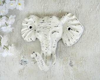 Elephant Hook, Cast iron Hook, Coat Hook, Robe Hook,Animal hook