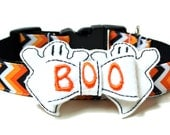 Halloween Dog Bow Add On for Dog Collar Accessory