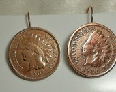 United States Vintage Rare Coins 1907 & 1908