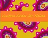 Custom Order for Nelda