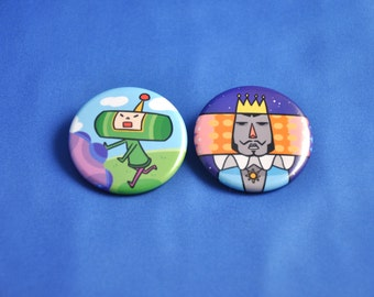 KATAMARI DAMACY Buttons!