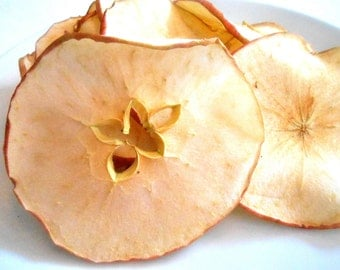 Organic Dried Apples Chips Paleo Gluten Free Healthy Snack