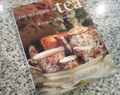 The Pleasures of Tea Recipes & Rituals Book on Etsy