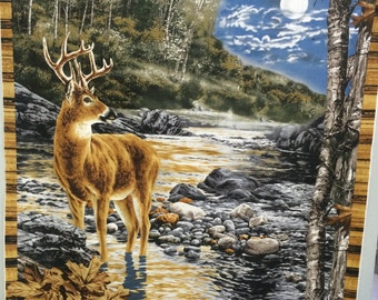 Realtree Deer Panel to make a quilt