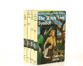 Vintage Nancy Drew 4 Book Collection Set