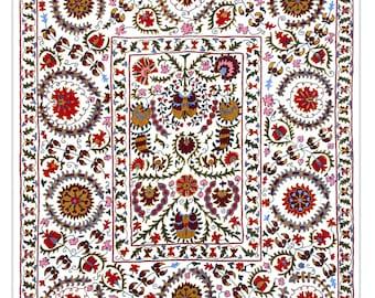 Handmade Modern Suzani L1267