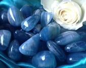Argentinian Blue Onyx (Sky or Heaven Onyx)