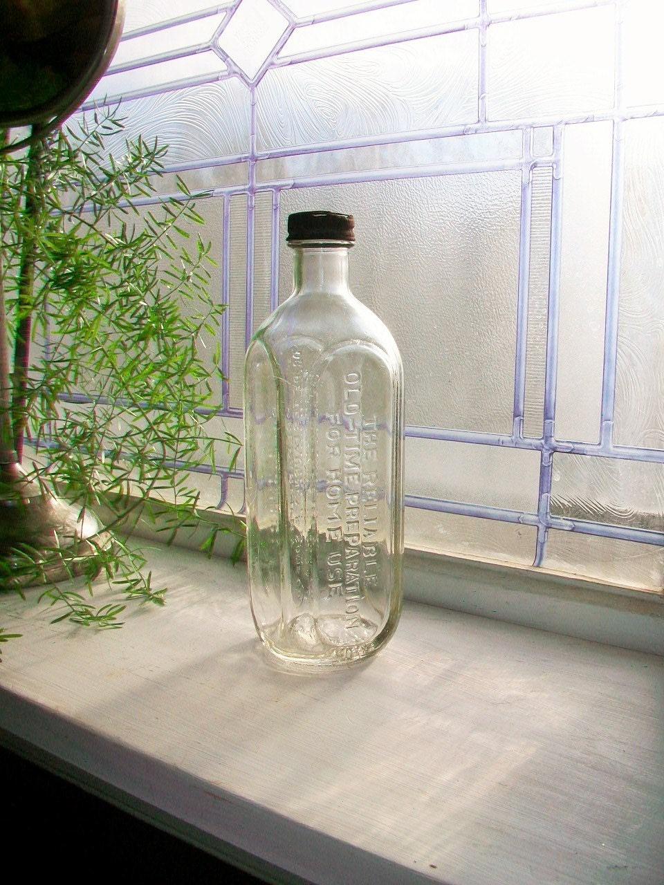 quack medicine bottles - photo #25