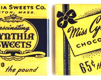 Cynthia Sweets Fridge Magnet Set