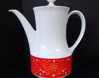 Vintage Seltmann Weiden K Bavaria W. Germany Tea/Coffee Set