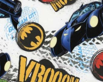 LAST YARD - David Textiles - Batman - VROOM