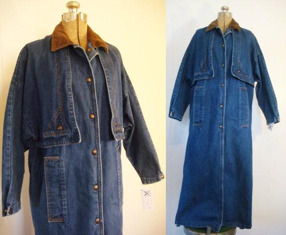 Vintage Duster Coat 101