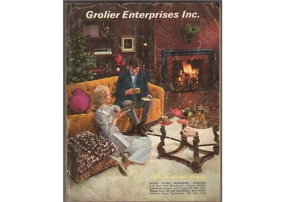 1970 Grolier Enterprises Mail Order Catalog By Avidvintageshop