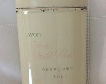 Vintage Avon tin - Perfumed Talc