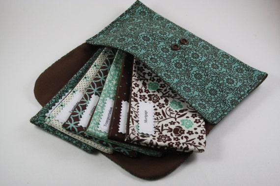 how to make a fabric envelope pouch