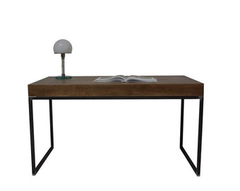 Dining table / desk T. T3 - Old & New Style - Möbelunikate by Benjamin Mangholz
