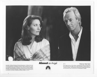 Paul Hogan Vintage 8x10 Movie Still From Almost an Angel - 1990