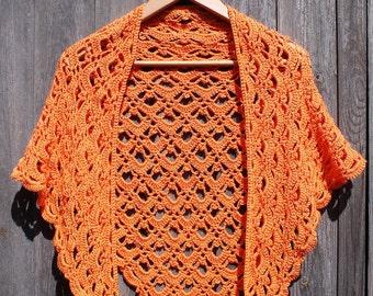 Crochet Triangle Shawl Pattern galleryhip.com - The ...